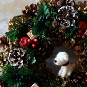 2015・11・23クリスマスリース