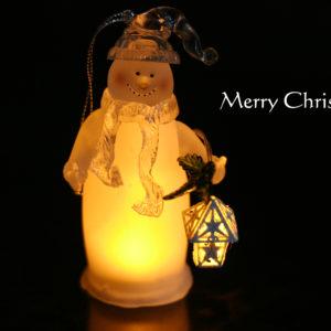 メリークリスマス!スノーマン