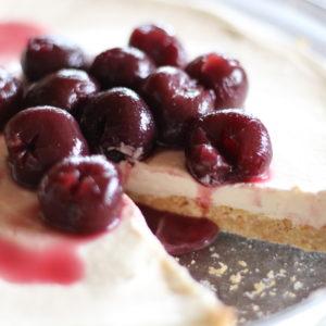 アイリッシュクリームチーズケーキ♡