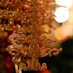 ドイツ・クリスマスマーケットにて。