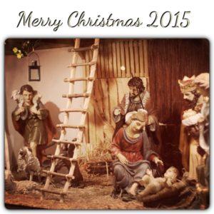 メリークリスマス!ベツレヘムの馬小屋