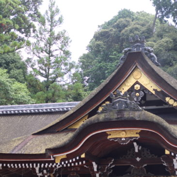 大神神社へ