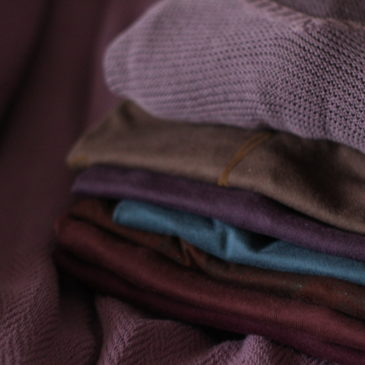 好きな色を纏う