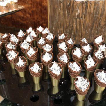 チョコレートブッフェへ