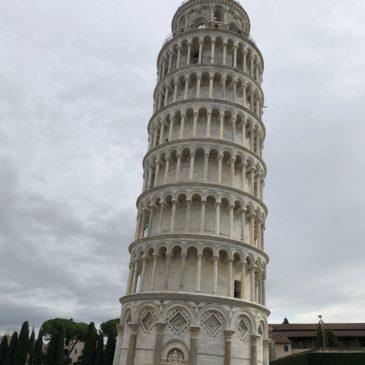 イタリア旅行⑤~フィレンツェ~ピサ~