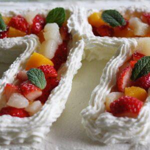 父の喜寿(77歳)のお祝いケーキ♡